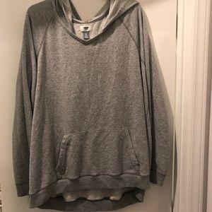 XXL Tall grey sweatshirt